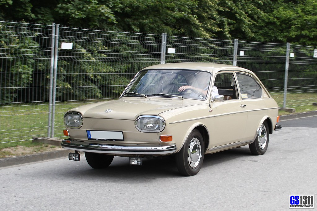1968 - 1972 Volkswagen Typ 4 (411) | The Volkswagen Type 4 i… | Flickr
