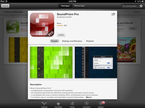soundprism pro ipad midi controller apps for music compo flickr. Black Bedroom Furniture Sets. Home Design Ideas
