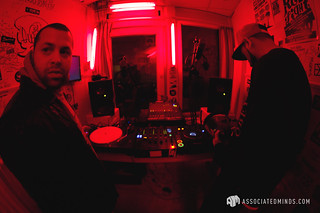 Darkhouse Fam @ Red Light Radio, Amsterdam | by AssociatedMinds