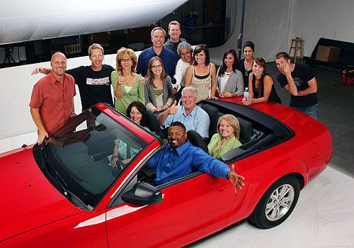 Metro Rideshare Campaign Launch with Huell Howser, May 22, 2007 | by Metro Transportation Library and Archive