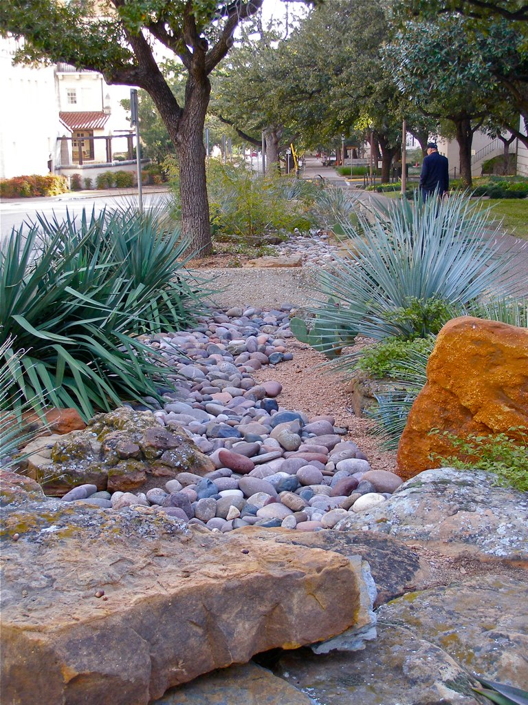 Xeriscape Texas Style Dry Gardening For Arid Climates