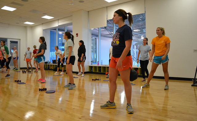 Group That Offers Classes 30