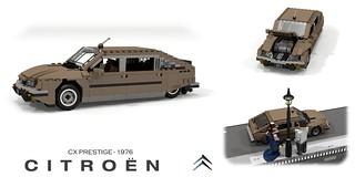 Citroen CX Prestige ( 1976)