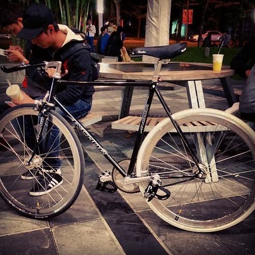 TPE Fixed Gear | by Hugger Industries