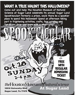 Sugar Land Spooktacular 2012 | by Houston Museum of Natural Science