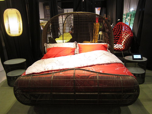 Kenneth Cobonpue bed | by chuvaness
