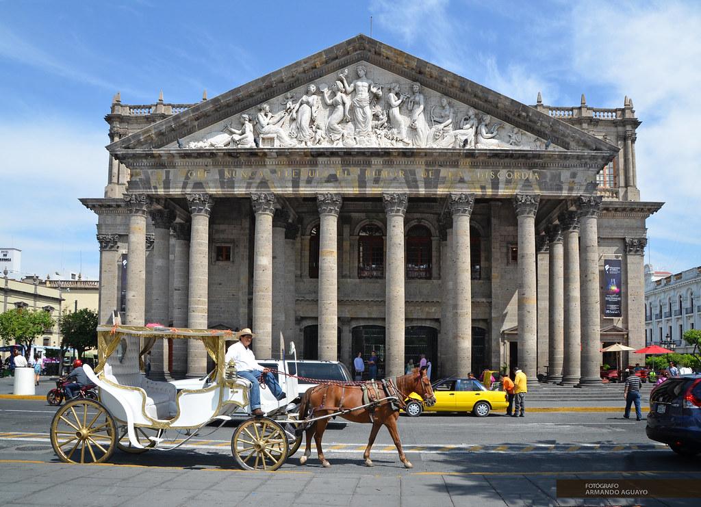 Mexico City Guadalajara Monterrey