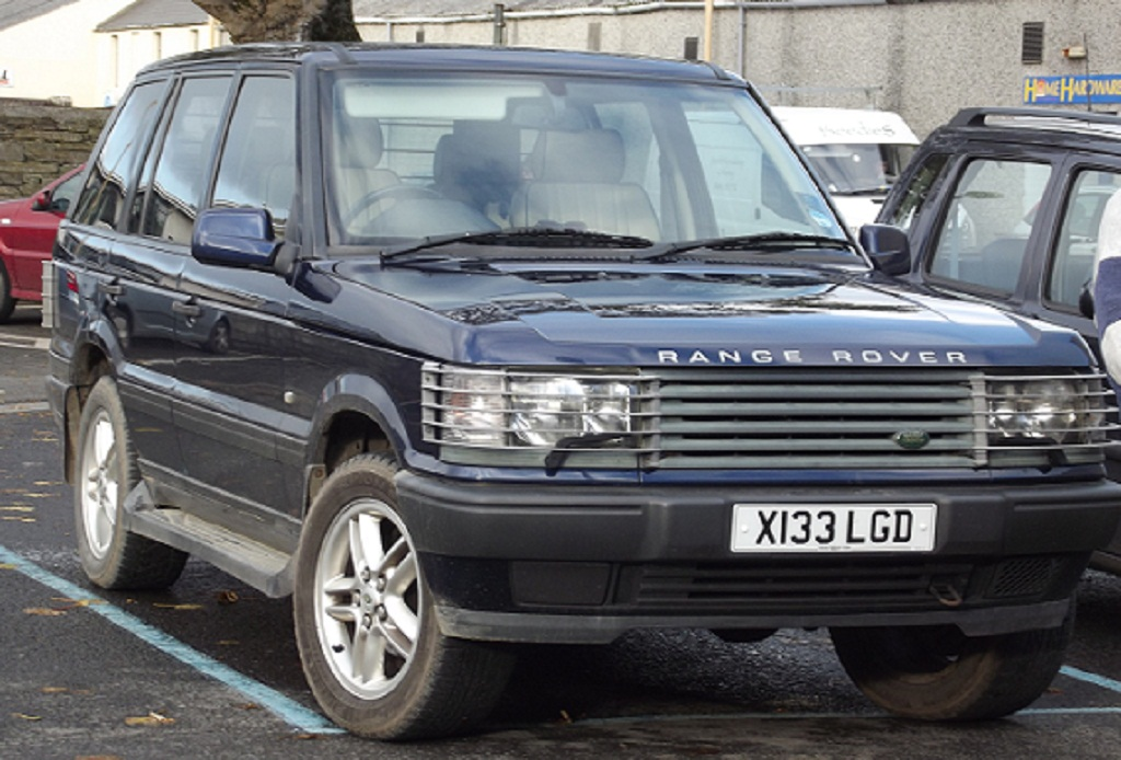 range rover p38 range rover p38 at kirkwall orkney x133. Black Bedroom Furniture Sets. Home Design Ideas
