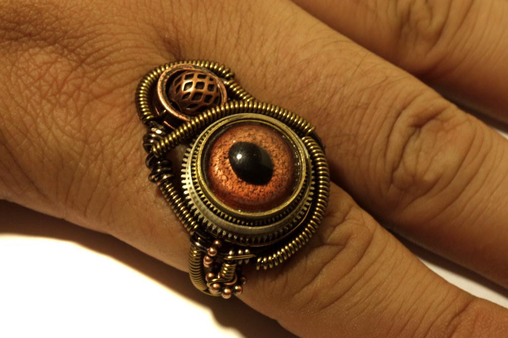 Steampunk Jewelry Steampunk Jewelry Ring