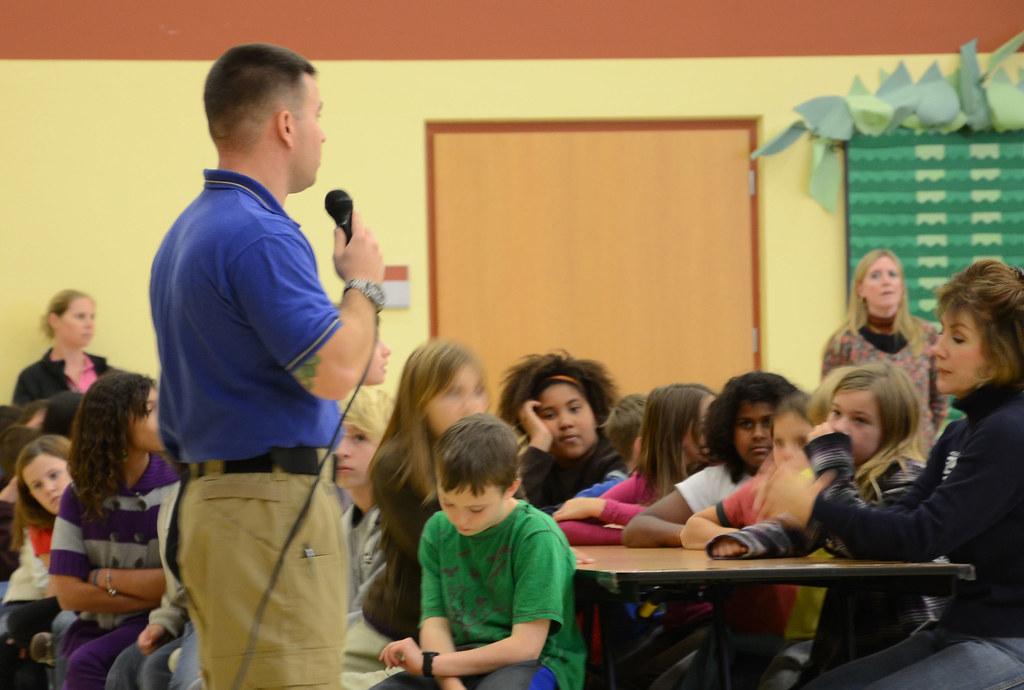 School Resource Officer Craft Wichita Police