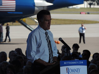 Romney Rally in Tampa | by WMNF Community Radio