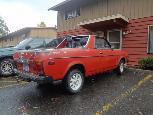 1979 Subaru Brat | by Kevin Talley