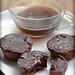 Chocolate-Caramels Tartlets