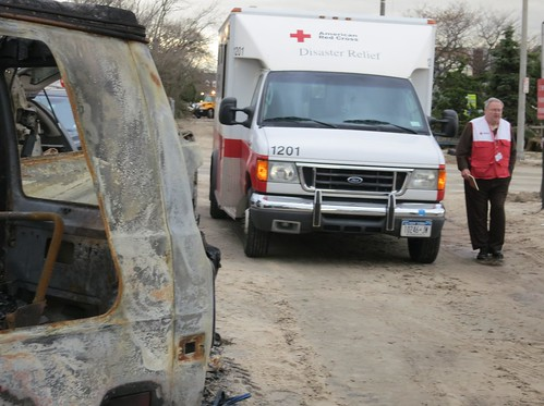 Sandy Storm Relief | by American Red Cross