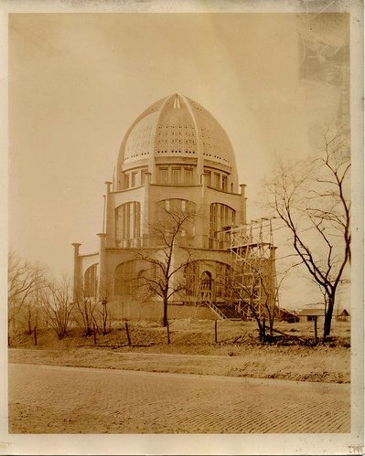 Baha'i House of Worship, March 6, 1934 | by Sholeh