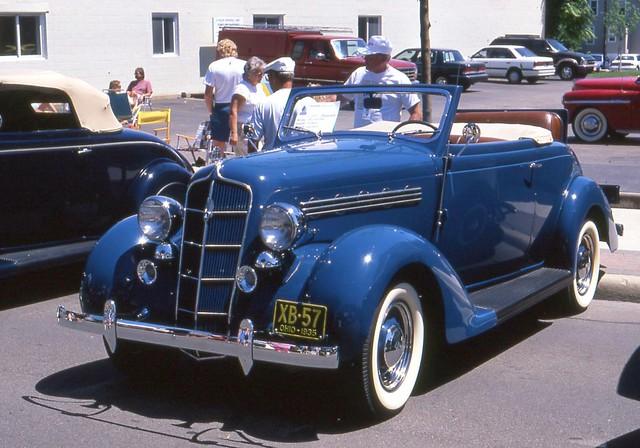 1935 Plymouth Convertible Flickr Photo Sharing