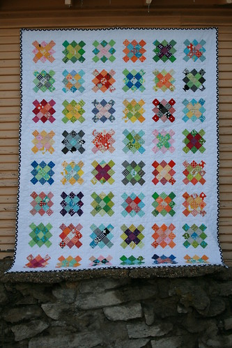 Granny Square Quilt | by Leigh - leedle deedle quilts