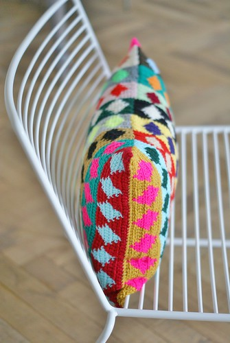 oblong pillow project | by wood & wool stool