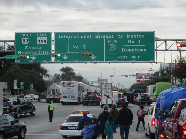 City Of Laredo Bridge Cameras | Bi Double You