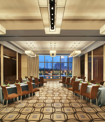 St. Regis Tianjin—Meeting Room | by St. Regis Hotels and Resorts