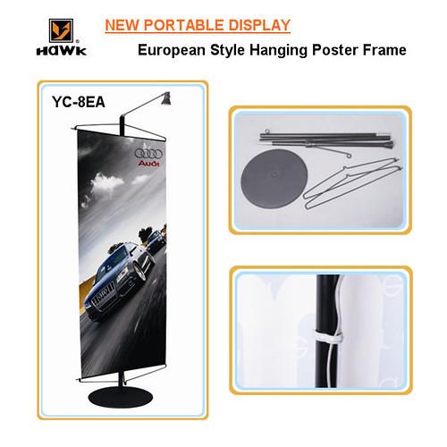 Portable Exhibition Frame : Hawk exhibition booth portable display series yc ea e