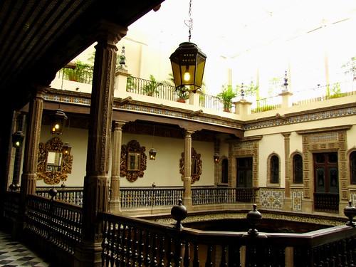 Sanborns casa de los azulejos zambomba flickr for Casa de los azulejos sanborns df