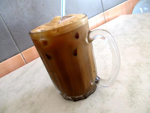 Kuching Cafe kopi peng
