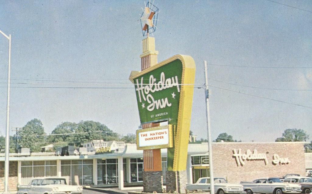 Holiday Inn - Harrison, Arkansas