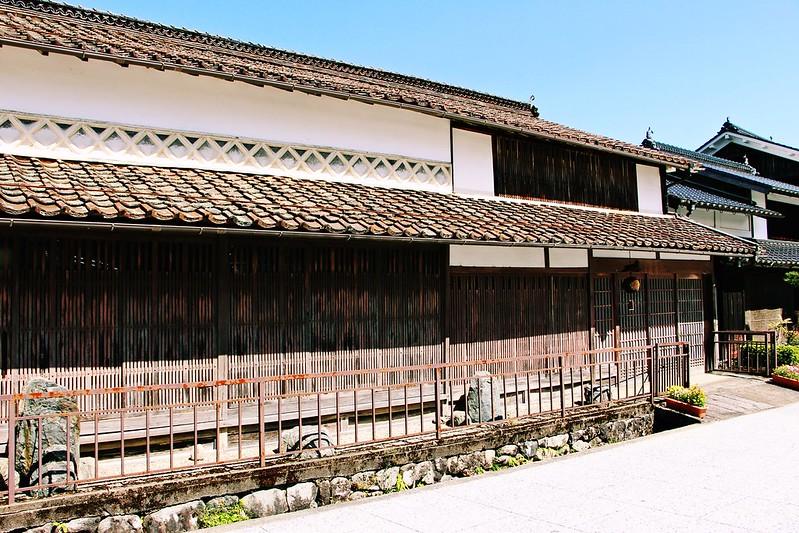 Mimasaka's Furumachi, Okayama, Japan