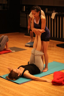 Acro Yoga 10/11/12 | by Gamma Man