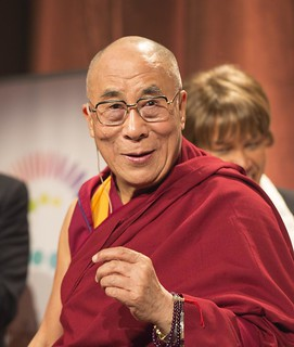 dalai lama | by Christopher.Michel