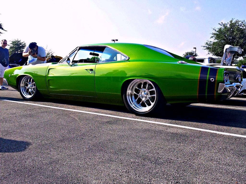 1968 Dodge Charger Side Derrich Flickr