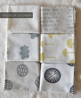 handprinted fabric giveaway | by leslie.keating