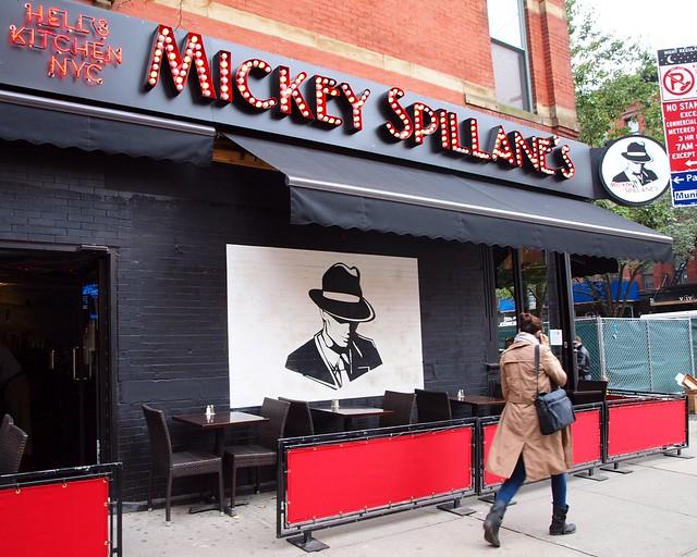 Mickey Spillane S Bar Hell S Kitchen Nyc