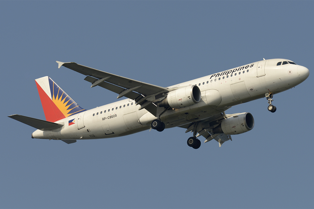 Philippine Airlines Airbus A320 (RP-C8609) DSC0759