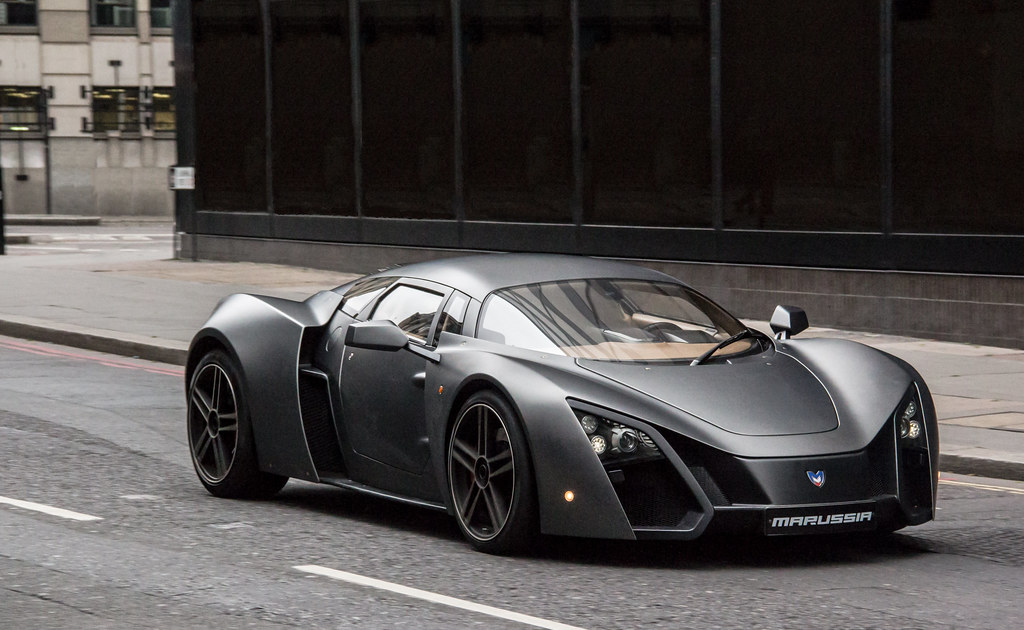 Marussia B2 | Crazy find today in the street of the city of … | Flickr