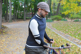 Velobici Bob Maitland Jersey, Seamless Arm Warmers | by Lovely Bicycle!