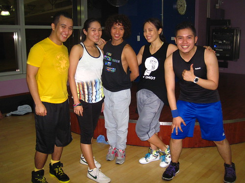 BODYJAM AIM1 batch w/ trainer Arnold Warren | by NoelleDeGuzman