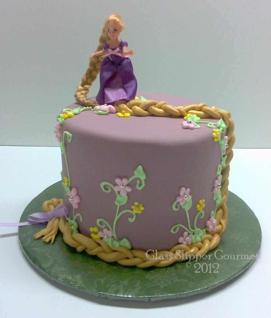 Rapunzel Cake Pan