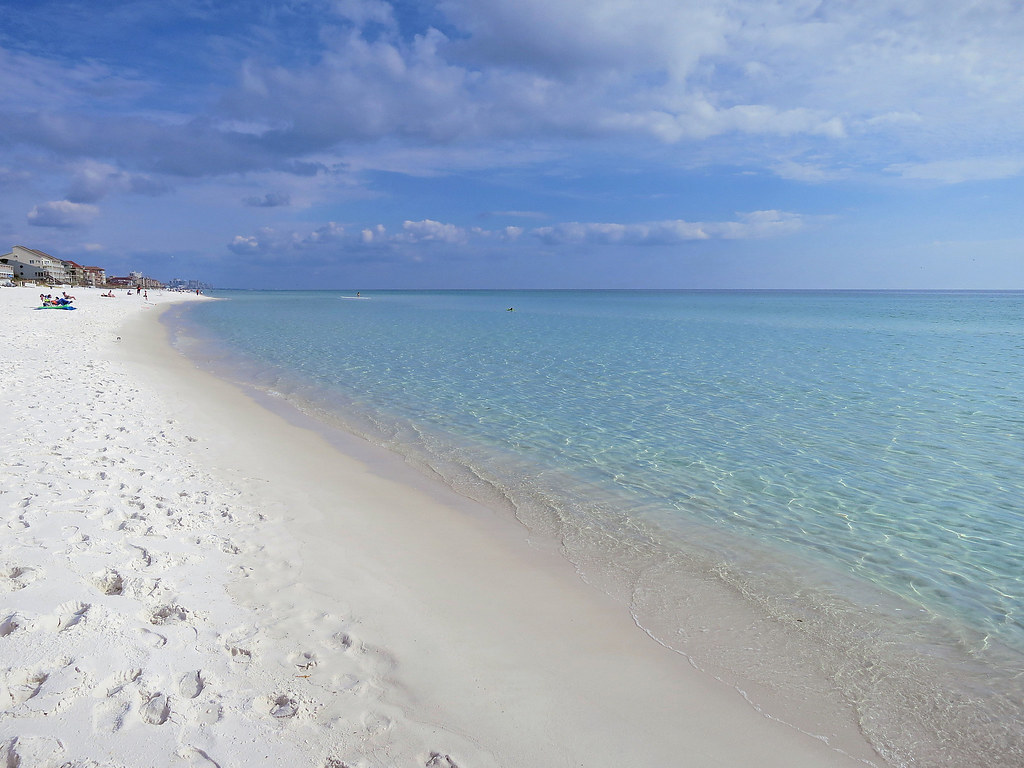Destin Florida Perfect Day At Crystal Beach This Is