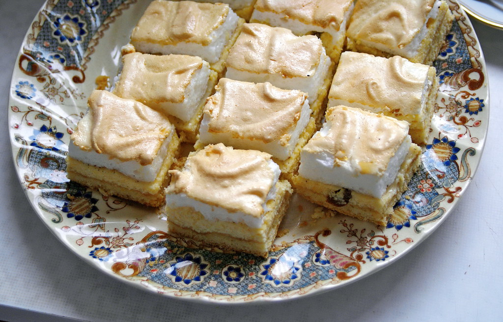 Cottage Cheese Cake Hungarian