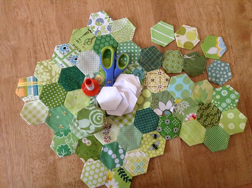 Crazy for hexies | by quirky granola girl