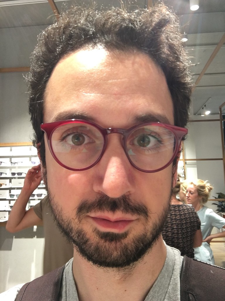 Ace And Tate Octagon Glasses
