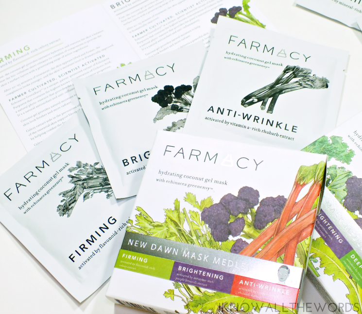 farmacy clear day & new dawn sheet mask medly (1)