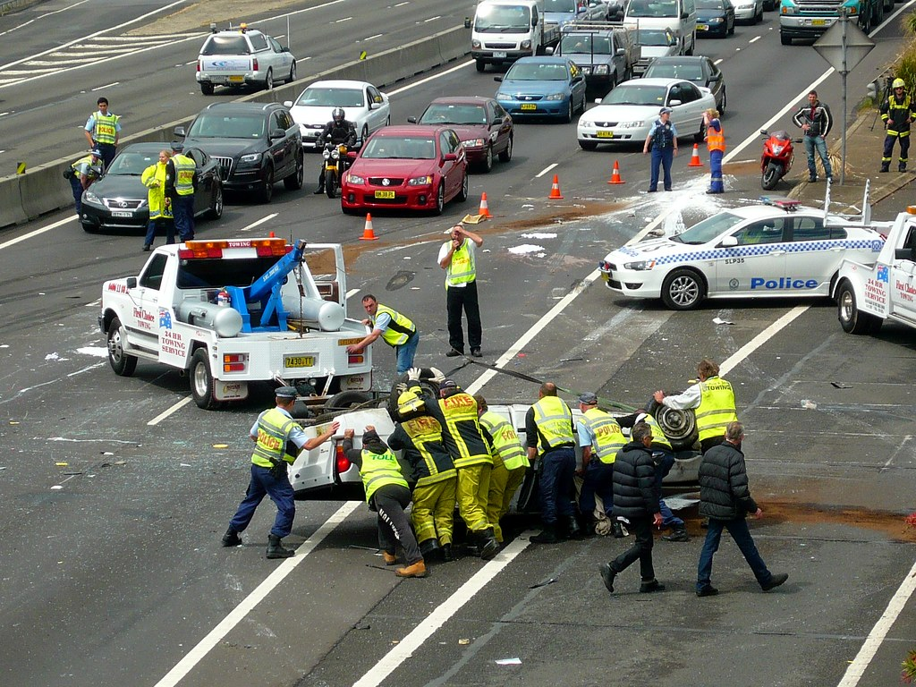 Car Accident Near Casino Nsw Today