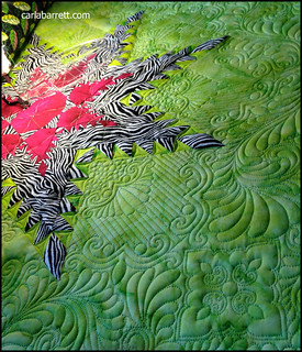 greenquilt3 | by Carla's Feathered Fibers
