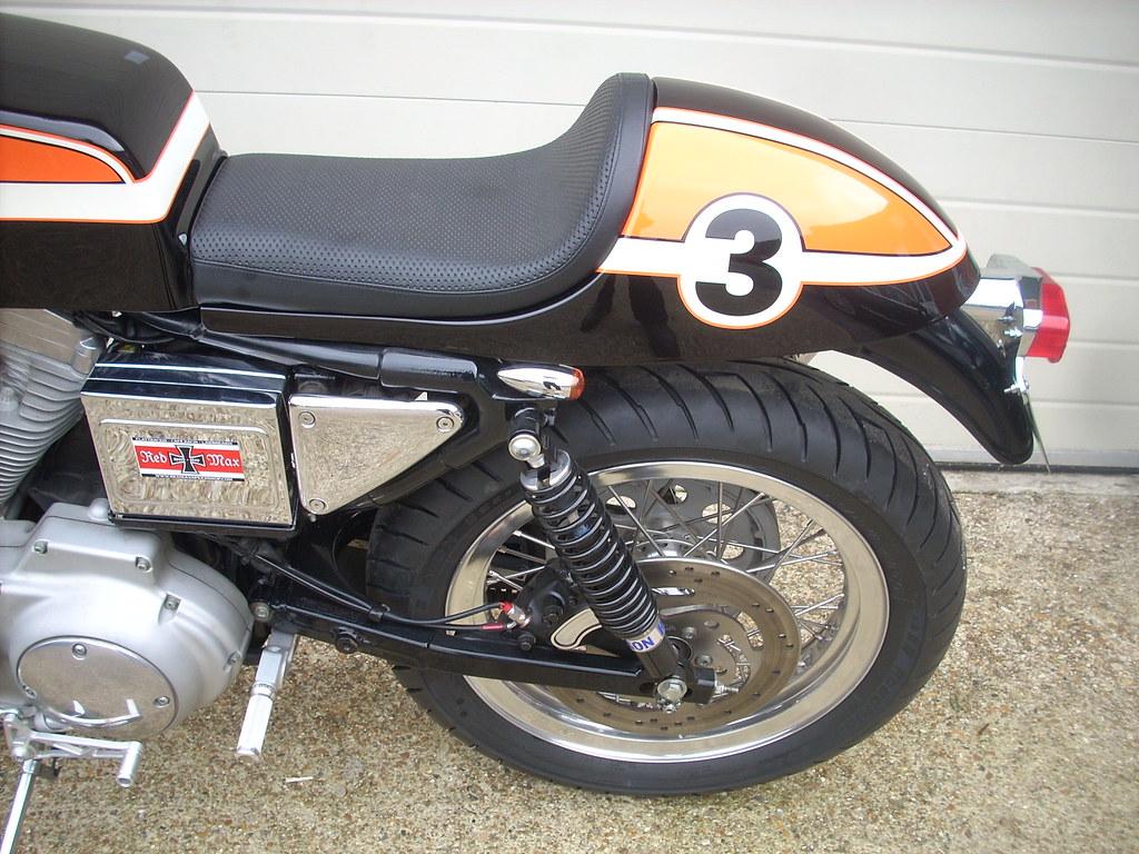 Cafe Racer Parts Kawasaki Kz