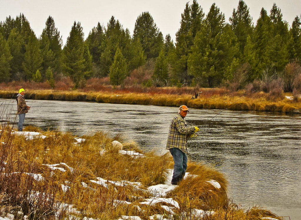 Fly fishing in yellowstone national park finally for Yellowstone national park fishing