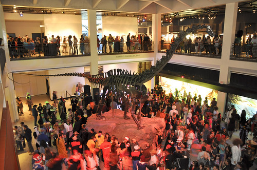 Spirits & Skeletons 2012! | by Houston Museum of Natural Science