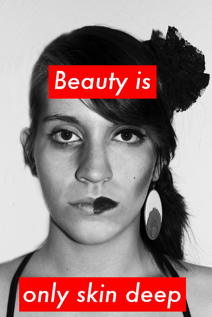 Write my beauty is not skin deep essay